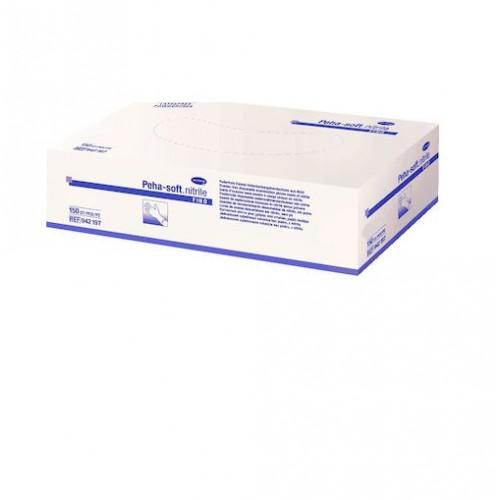 Hartmann Peha Soft Nitrile Fino Νιτριλίου M Μπλε 150τμχ