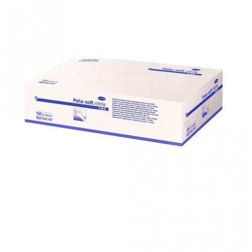 HARTMANN Peha-Soft® Nitrile Fino Εξεταστικά Γάντια Νιτριλίου Χωρίς Πούδρα Μέγεθος Large 150τμχ