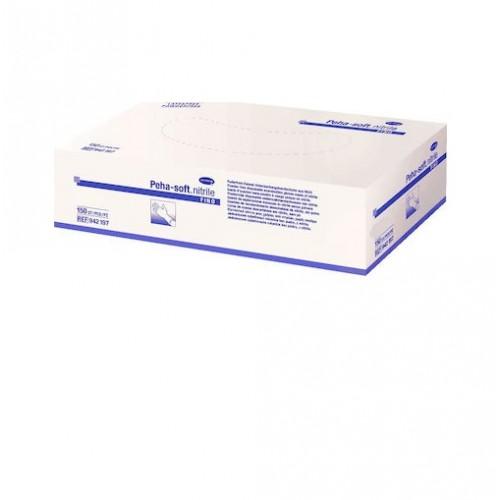 Hartmann Peha Soft Nitrile Νιτριλίου Fino XL Μπλε 150τμχ