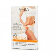 Power Health Family's Vitamins Fat Binder 32 κάψουλες