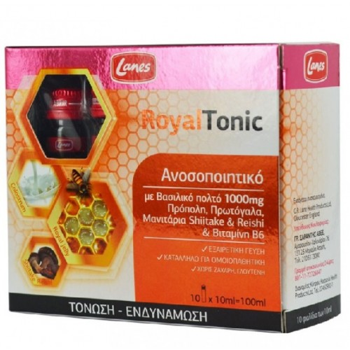 Lanes RoyalTonic 10 x 10ml