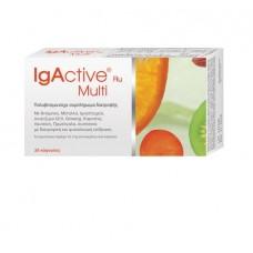 IgActive Flu Multi 30 κάψουλες