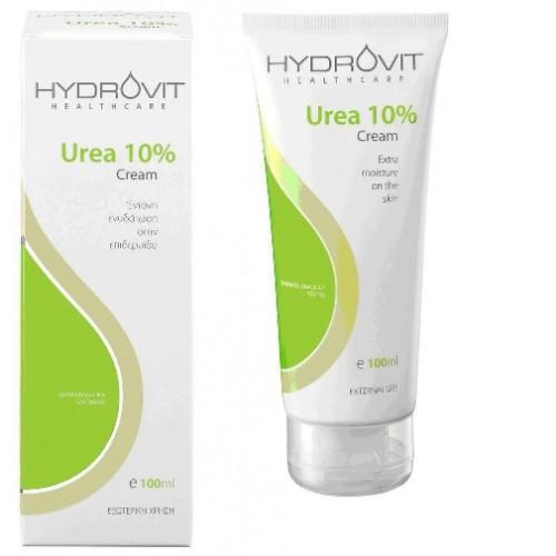 Target Pharma Hydrovit Urea 10% Cream 100ml