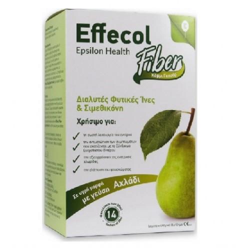 Effecol Fiber με Γεύση Αχλάδι 14 X 30ml 0