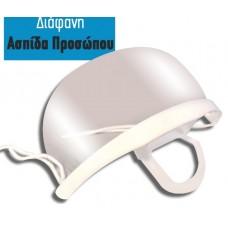 Διάφανη Ασπίδα Προστασίας Για Στόμα-Μύτη